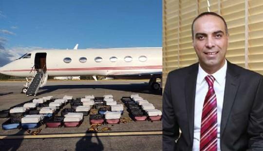 Brezilya da 1 3 ton uyusturucu yakalanan Turk jetinin sahibi kim 253689k1